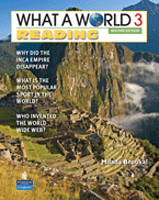 What A World Reading 3 | Student Book 3