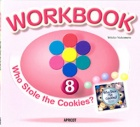 Vol.8 Who Stole The Cookies | Workbook