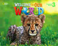 Welcome to Our World 3 | Student Book with Student DVD