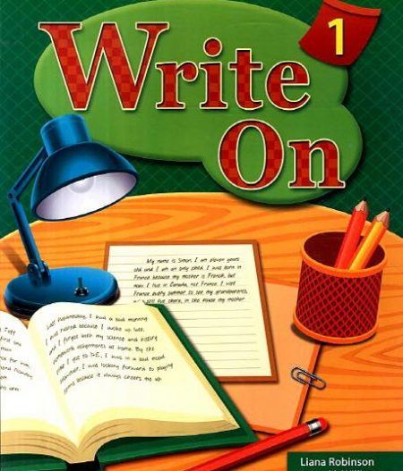 Write On 1  | Student Book