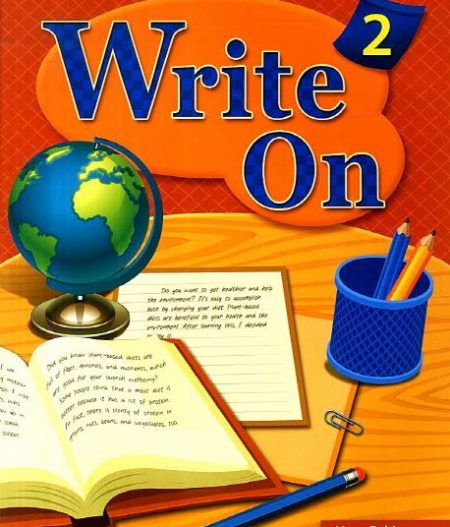 Write On 2  | Student Book