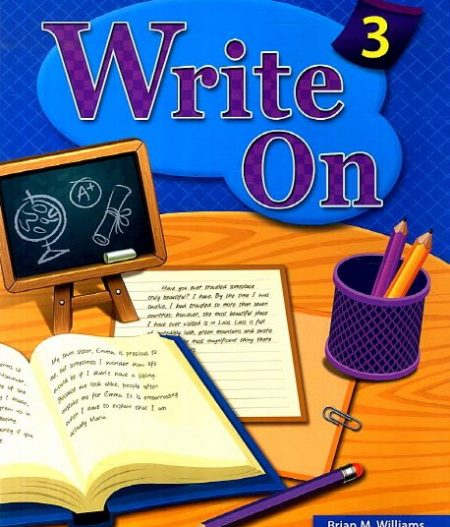 Write On 3  | Student Book
