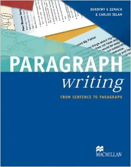 Writing Paragraphs  | Student Book