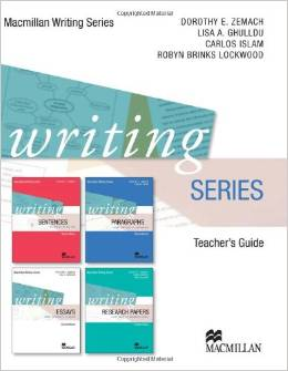 Writing Series Teacher's Book (for all levels) | Teacher's Book