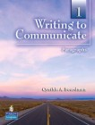 Writing to Communicate 1 | Student Book