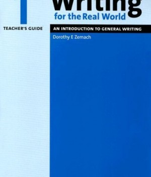 Writing for the Real World: Level 1 | Teacher's Book