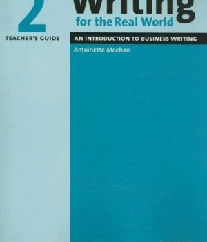 Writing for the Real World: Level 2 | Teacher's Book