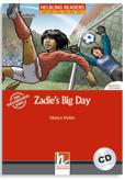 Zadie's Big Day | Reader / Audio CD